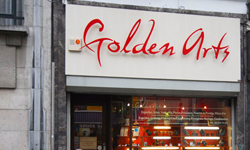 Golden Arts Ercato sprl - Le magasin